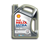 SHELL Helix Ultra Professional AG 5W-30 4л